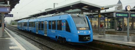Germania, treno elettrico a idrogeno