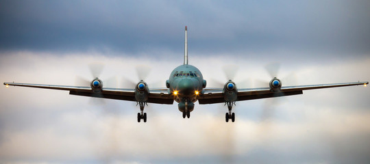 aereo russo abbattuto siria israele