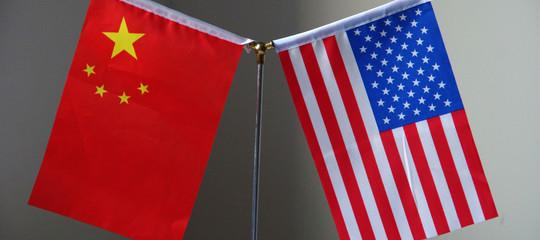 Guerra dazi Usa-Cina
