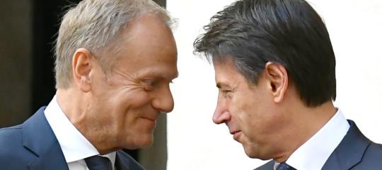 La diplomazia parallela di Giuseppe Conte