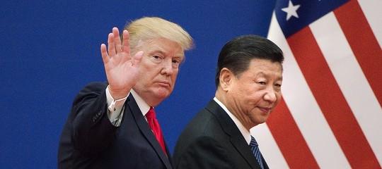 È arrivata la risposta cinese ai dazi diDonaldTrump. Ed è piuttosto pesante