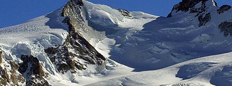 La Storia d'Europa è incisa nel ghiaccio del Monte Rosa