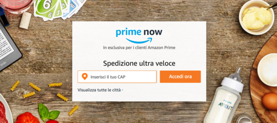 amazon prime nowroma spesa
