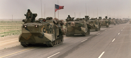 Si chiamaFortTrumpla base Usa che sfida Mosca