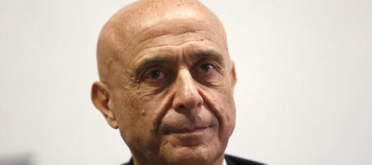 """""""La mia strategia per fermare gli sbarchi"""".MarcoMinnitisi racconta alla Bbc"""