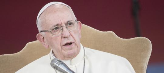 Papa Francesco solidarietà sprechi