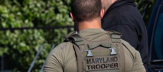 sparatoria Maryland