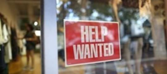 Usa disoccupazione