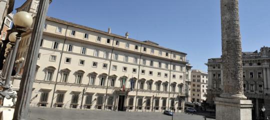 Manovra: vertice di governo a Palazzo Chigi
