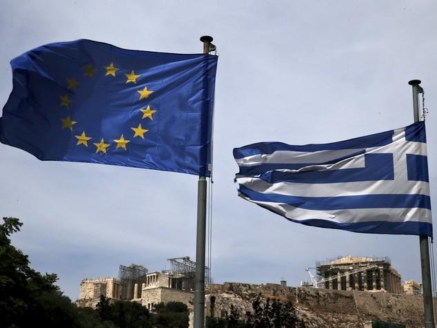"""Grecia: arrivate nuove proposte di Atene. Per l'Ue   rappresentano una """"buona base"""""""