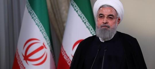 Iran:Rohaniavverte, nostre difese missilistiche aumenteranno giorno dopo giorno