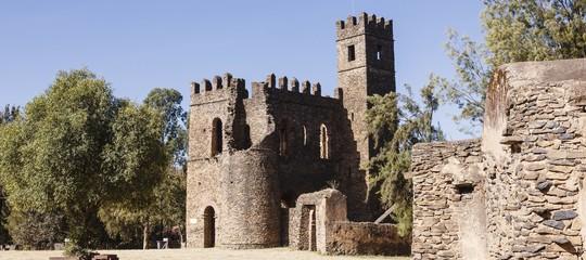 Ethiopia Eritrean tourism