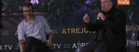 """""""Popoli, sollevatevi contro le élite"""". Cosa ha detto Steve Bannon ad Atreju"""
