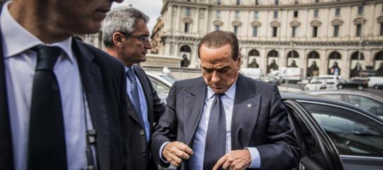 Silvio BerlusconiMatteo Salvini M5sCentrodestra Fiuggi Forza Italia