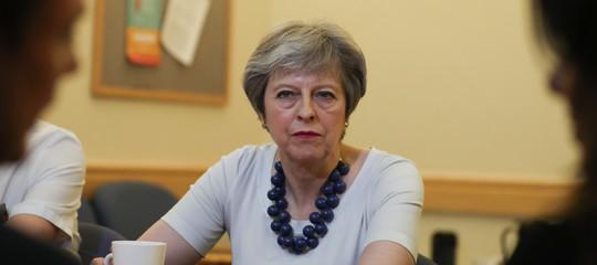 brexitmay elezioni anticipate gran bretagna
