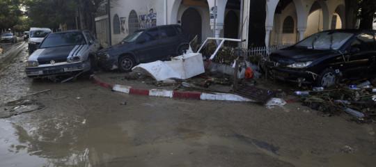Tunisia: alluvione nel nord-ovest del Paese, almeno 5 morti