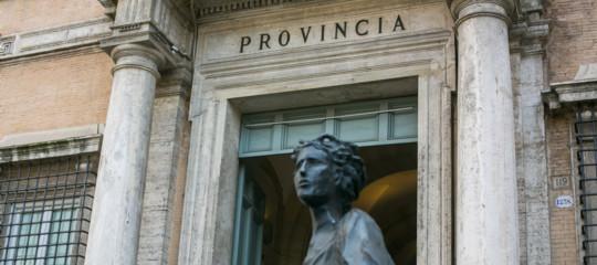 elezioni province 31 ottobre
