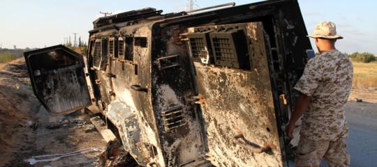 Libia: lanciati nuovi razzi a Tripoli, nessuna vittima