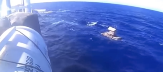 indonesia pescatore deriva 49 giorni