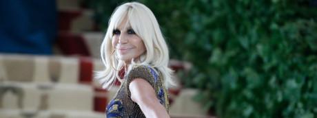 Breve storia del marchio Versace