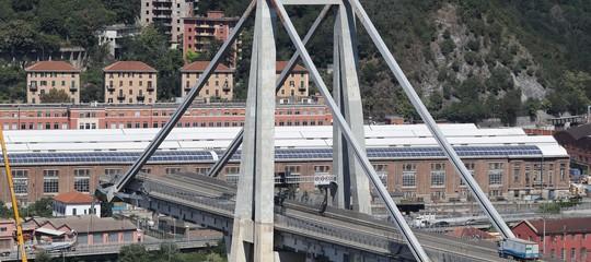 Ponte Genova Commissione MitAutostrade Aspi Infrastrutture Morandi
