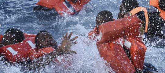 ricercatrice identifica migranti morti