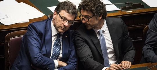 Decreto Genova in stallo, mancano ancora le coperture