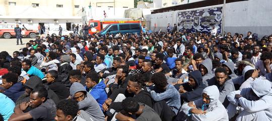 Crollano le domande di asilo politico all'Italia: la flessione è del 60 per cento