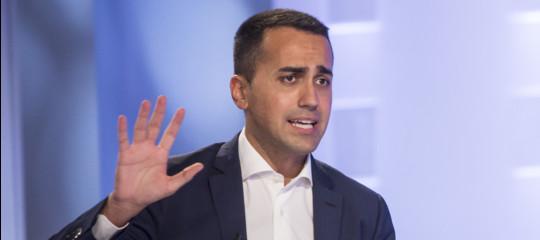 """Manovra, Di Maio: """"Una nota alDefcoraggiosa oppureM5snon la vota"""""""