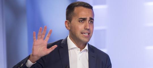 Manovra Di Maio deficit Dl Genova