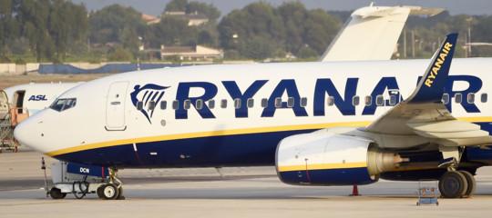 Ryanair annulla 150 voli per lo sciopero di venerdì