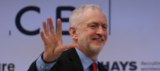 Brexit Corbyn LabourMay