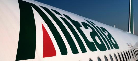 Alitalia Gubitosi utile