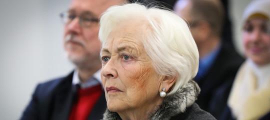 regina Belgio Paola Ruffo ictus Venezia