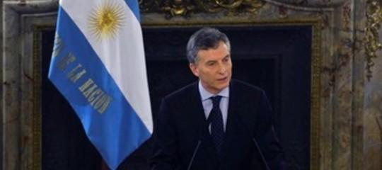 argentina fallimento
