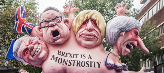Sei mesi esatti e saràBrexit. Ma Londra ha poco da esultare