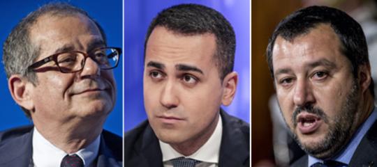 La battaglia sul deficit che segno ha lasciato nei sondaggi sui partiti? Lasupermedia