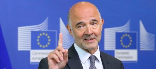 Manovra,Moscovici:non vogliamo scontro con Italia ma regole vanno rispettate