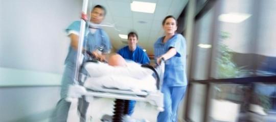 medici sciopero ottobre fuga ospedali