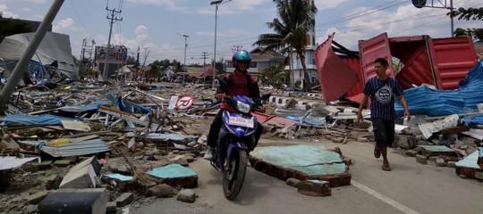 Indonesia: tsunami aPalu, almeno 48 morti e 356 feriti