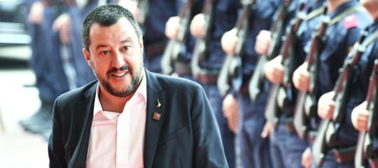 Salvini: mi paragonano al duce ma non arretro, orgoglioso di questi primi 100 giorni