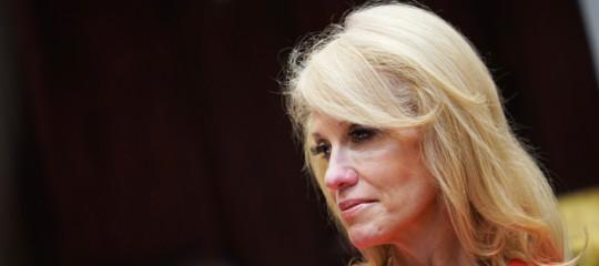 La consigliera diTrumpche ha raccontato di essere stata vittima di violenze sessuali