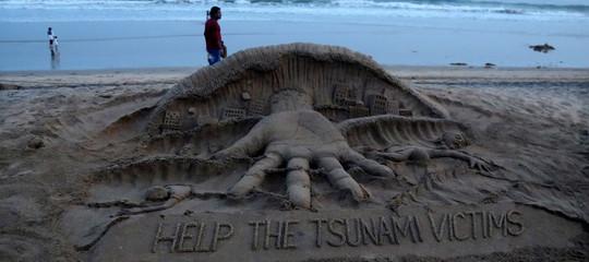 tsunami sisma indonesia vittime