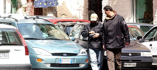 Parcheggiatori abusivi: blitz a Napoli, scattano divieti di dimora