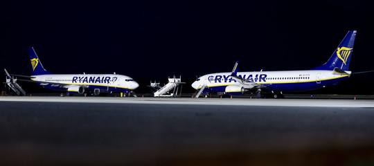 """Ryanairrivede al ribasso gli utili del 2018: """"Colpa degli scioperi"""""""