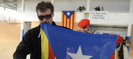 Catalogna: irruzione dei separatisti nella sede della GeneralitataGirona