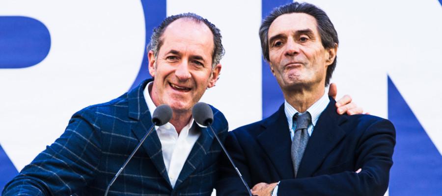 """Zaia e Fontana: """"Profondamente feriti dalle parole di Conte"""""""