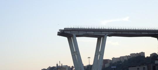 Ponte Genova crollo inchiesta indagato dirigente MitMorandi