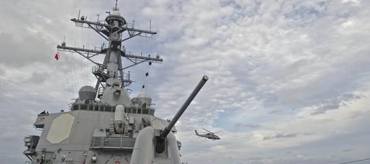 Nel Mar cinese meridionale la tensione tra le navi di Pechino e quelle Usa è massima