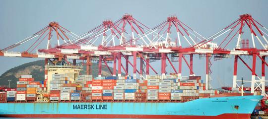 artico cambiamenti climatici commercio